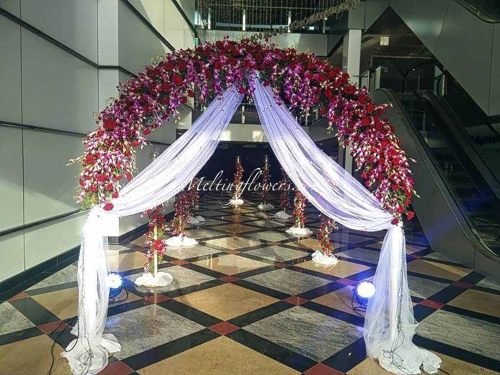 Wedding decoration pictures flower decoration for for Photo decoration