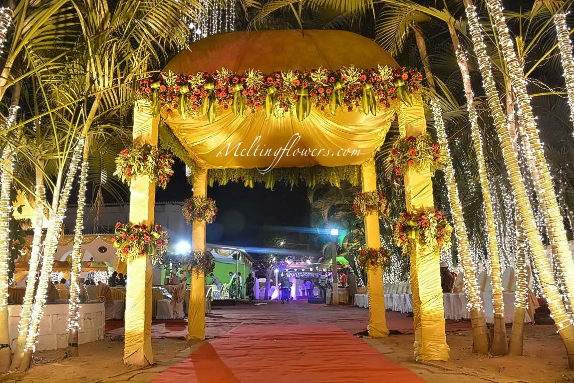 Wedding decoration pictures flower decoration for for Decoration decoration