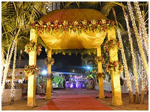 Royal Touch Wedding Theme