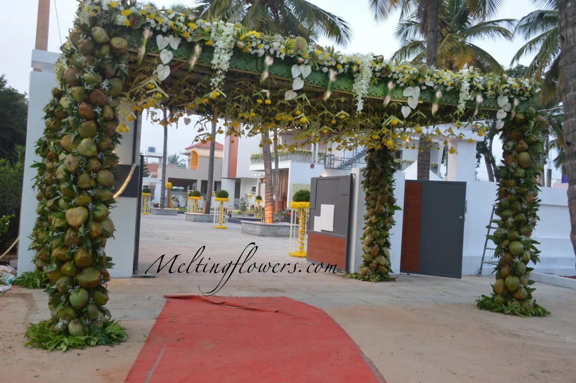 House Warming Decoration Bangalore Gruhapravesam