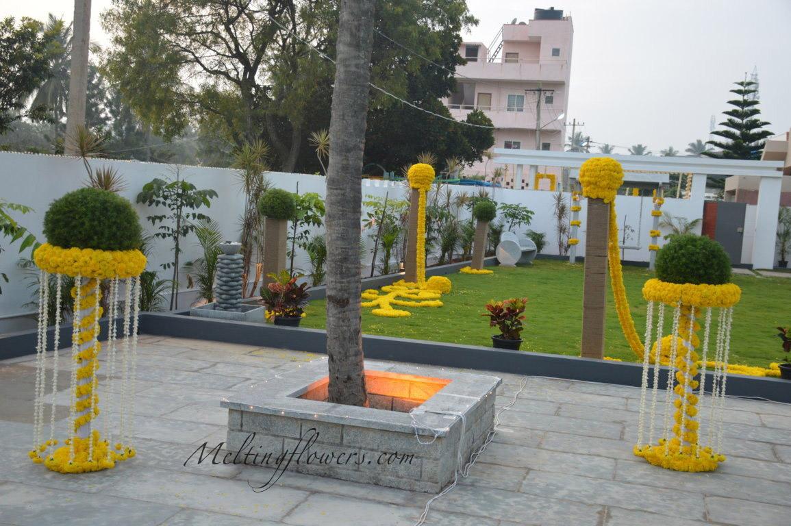House Warming Decoration Bangalore Gruhapravesam Decoration Housewarming Decoration Flower