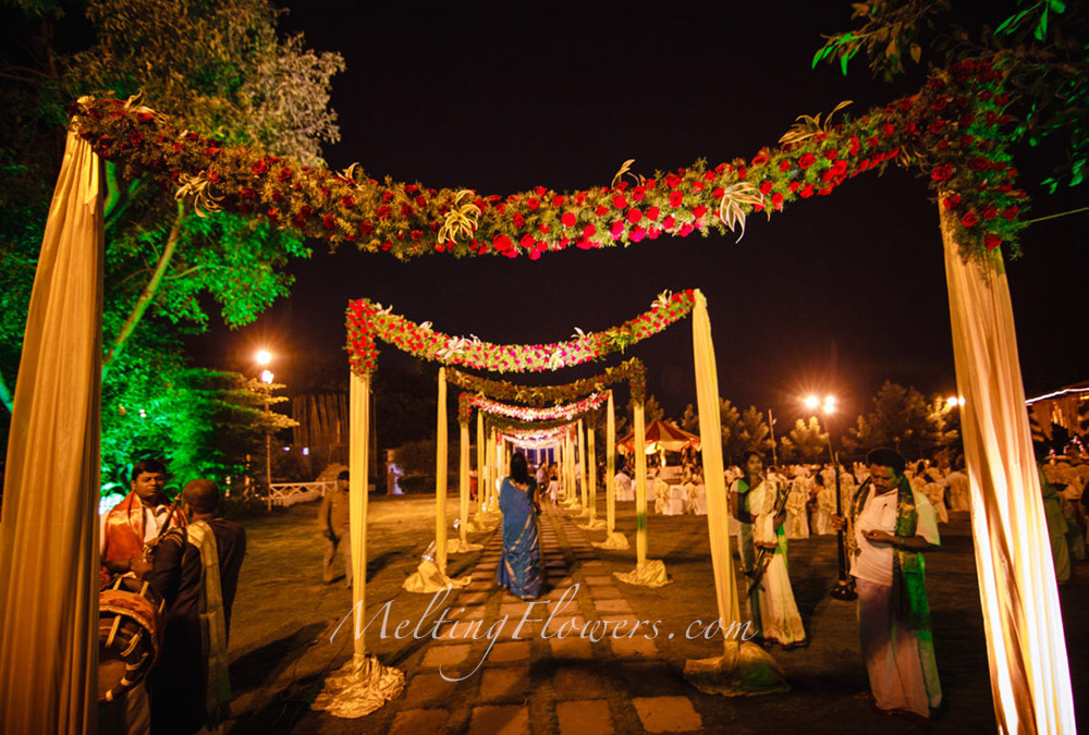 Wedding decorations ideas flower and fruits wedding themes wedding decoration ideas junglespirit Images