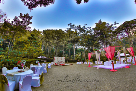 Wedding locations in Bangalore