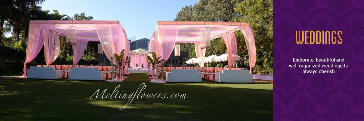 Flower Decoration Wedding Decorations Marriage