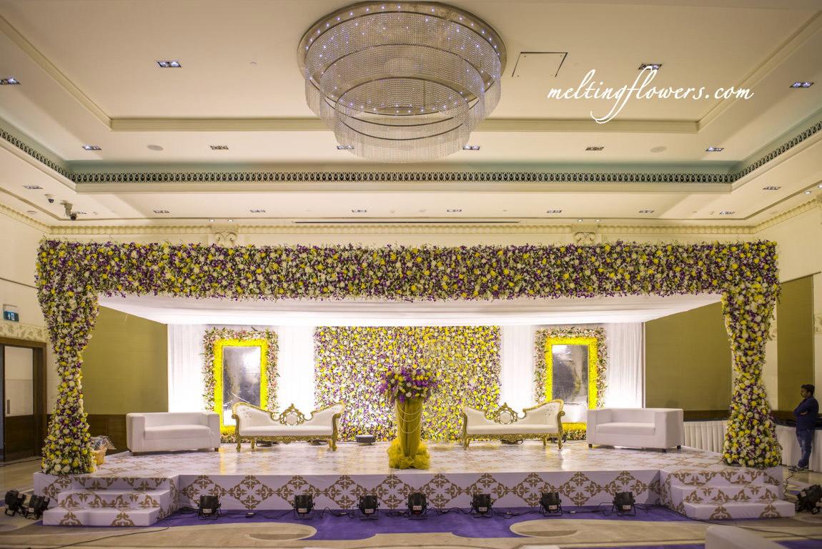 ITC Gardenia Wedding Halls In Bangalore