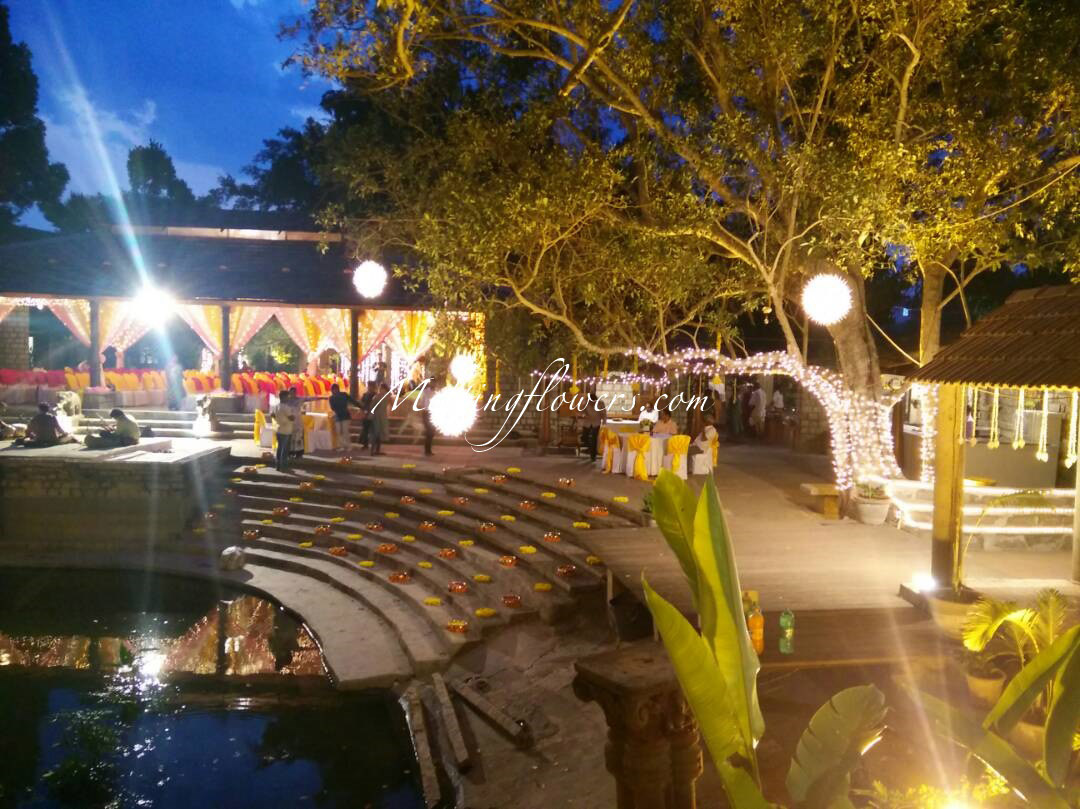 Tamarind Tree Bangalore Best Wedding Venues Outdoor
